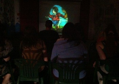 Modern Day Magic Lantern Show