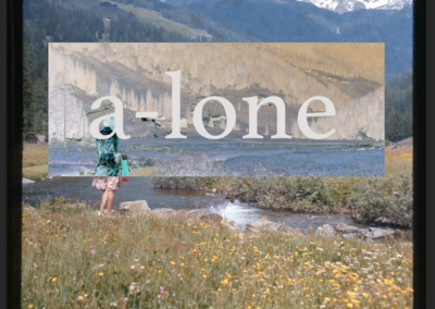 a-lone (small ss)