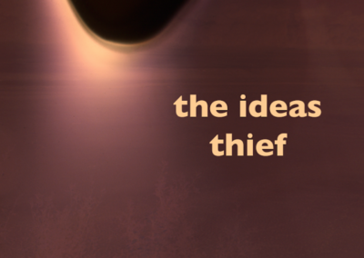 the ideas thief